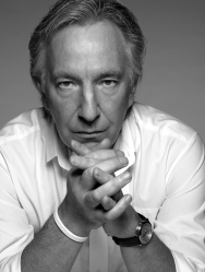 Alan Rickman 'Click' add portrait